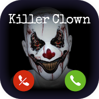 Video Call from Killer Clown - Simulated Calls
