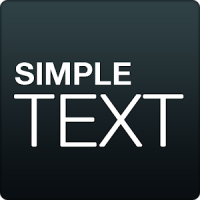 Simple Text-Text Icon Creator