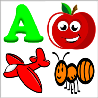 Kids Alphabet And Words