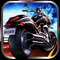 Autobahn Stunt Bike Rider