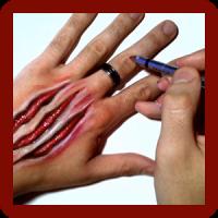Hand Art Illusion