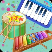 Kids Music Instruments Sounds
