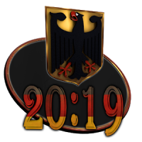 Germany Clock Live Wallpaper