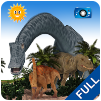 Dinosaurs & Ice Age Animals for kids (Full)