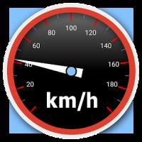 Tachometer km/h mit HUD