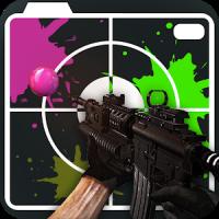Sniper Paintball Camera 3D