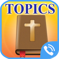 Bible Verses By Topic App & Caller ID Screen