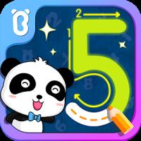 Baby Panda's Numbers