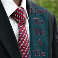 Tie a Tie Step By Step Guide