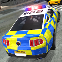 Police Car Driving vs Street Racing Cars
