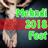 Mehndi Designs for Feet 2020