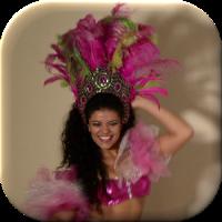 Samba Girl Live Wallpaper