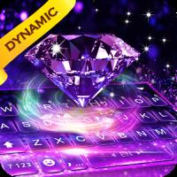 Luxury Diamond keyboard