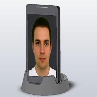 PuckBot telepresence mobile robot