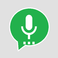 Voice to text(for Whatsapp,fb Messenger,gmail )