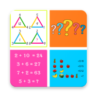 NEW Math Challenges PRO 2020 - Puzzle for Geniuses