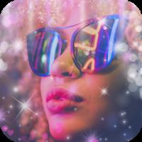 Magic Light Effects: Glitter for Photos
