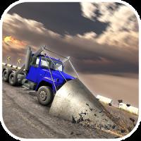 Roadway War Truck Racing offroad