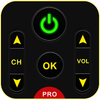 TV Universal Remote PRO
