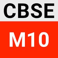 CBSE CLASS 10 - MATHEMATICS - (mithran exams)