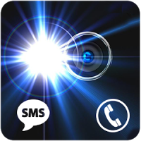 Automatic Flash On Call & SMS