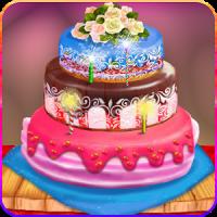 Cake Decorating Cooking Games