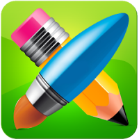 Painting and Coloring Canvas Drawing App
