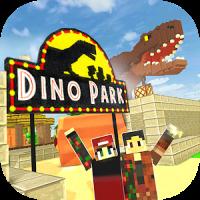 Dino Theme Park Craft