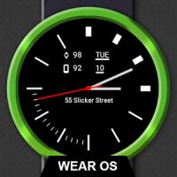 Slicker Watch Face