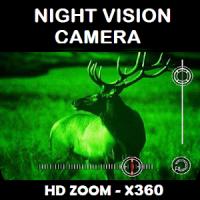 Night Vision Camera(photo & video) simulator