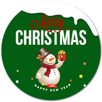 Merry Christmas 2020 Icon Pack