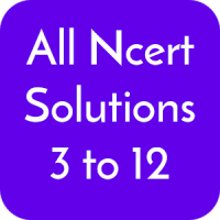 All Ncert Solutions