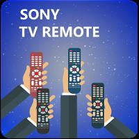 TV Remote For Sony Bravia