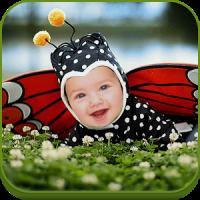 Baby Photo Montage