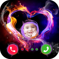 Call screen, Color Phone flash - Beautiful themes