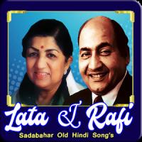 Lata and Rafi Sadabahar Old Songs - Rafi Old Songs