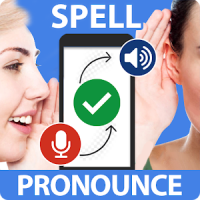 Word Pronunciation & Spell Checker