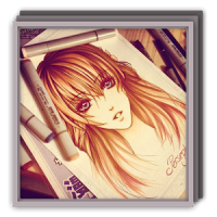 Pencil Drawing Manga