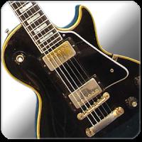 Metal Electric Guitar