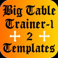 English Tenses Big Table