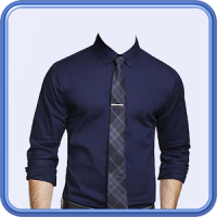 Man Formal Shirts Photo Suit