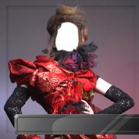 Costume Photo Montage