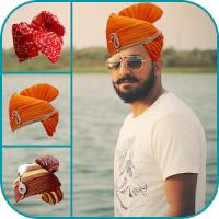 Rajasthani Turban Photo Editor