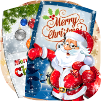 Christmas Greeting Cards New Year Card Maker