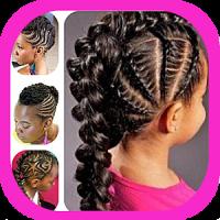 Black Girl Braids Hairstyle