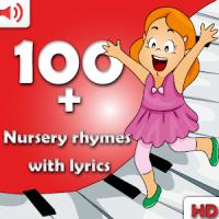Nursery Rhymes100+animated2017