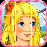 Princess & Girls Puzzles - Kids