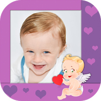Photo frames for babies