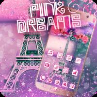 Pink Love Paris Valentine