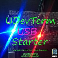 USB Demo Color Terminal